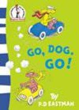 Dr Seuss Beginner Books Go Dog Go