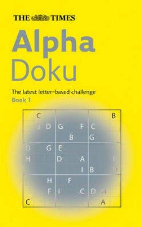 Alpha Doku by Wayne Gould