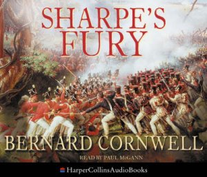 Sharpes Fury Abridged (CD) by Bernard Cornwell