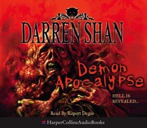 Demon Apocalypse Unabridged 5/300 by Darren Shan