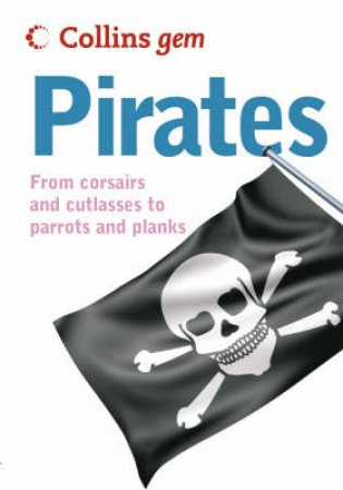 Collins Gem: Pirates by David Pickering