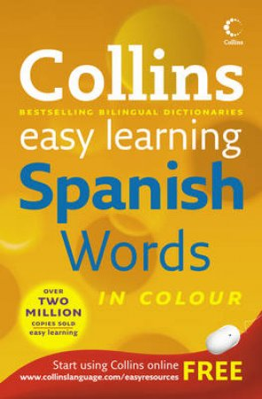 Collins Easy Learning: Spanish Words by Unknown