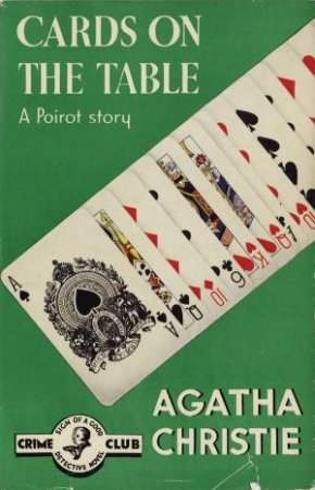 Cards On The Table: Poirot  by Agatha Christie