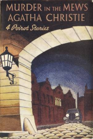 Murder In The Mews: Poirot (Facsimile Edition) by Agatha Christie