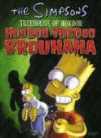 Simpsons Voodoo Voodoo  by Matt Groening