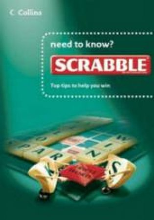 Collins Need To Know? Scrabble by Unknown