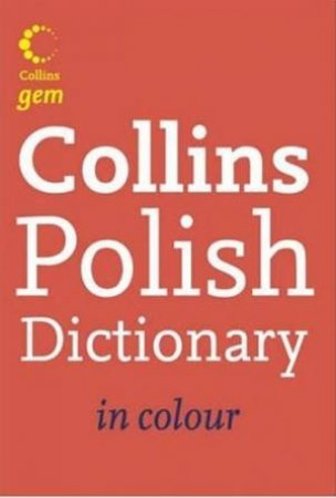 Collins Gem Polish Dictionary by Unknown