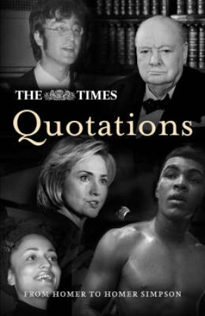 The Times: Quotations by Unknown