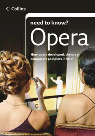 Collins Need To Know? Opera by Clive Griffin
