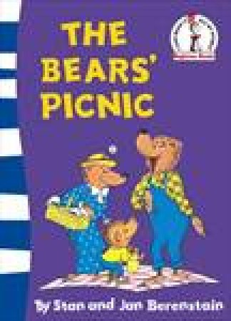 Dr Seuss Beginner Books: The Bear's Picnic by Stan Berenstain