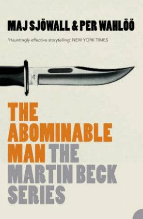 Martin Beck: The Abominable Man by Maj Sjowall & Per Wahloo