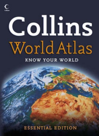 Collins World Atlas: Essential Edition by None