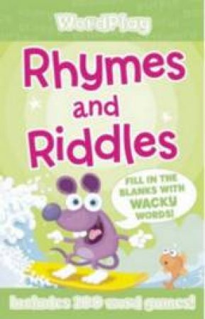 Rhymes And Riddles by Unknown