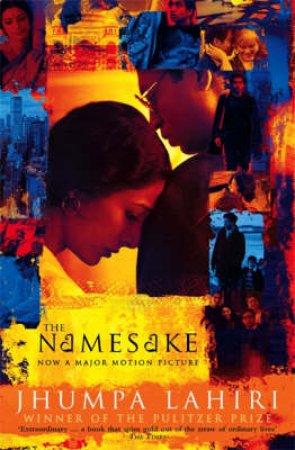 The Namesake Movie Tie In by Jhumpa Lahiri