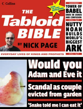 The Tabloid Bible by Nick Page