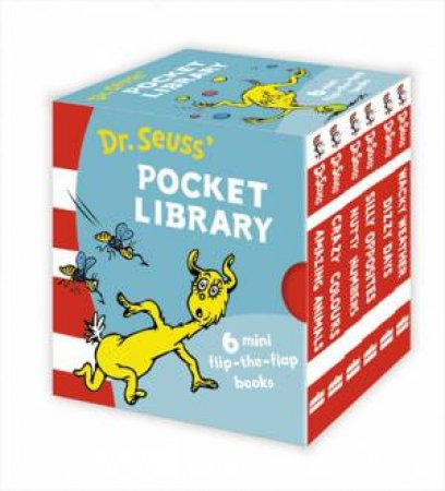 Dr Seuss Pocket Library by Dr Seuss