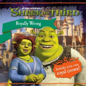 Shrek The Third: The Royal Life by None