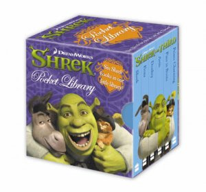 Shrek The Third: Pocket Library by None