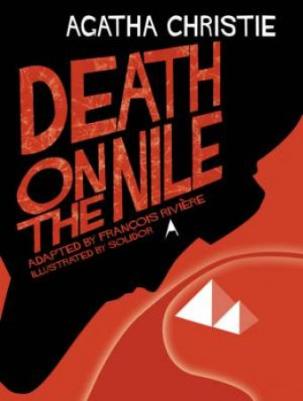 Death On The Nile (Comic Strip Edition) by Agatha Christie