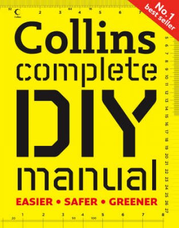 Collins Complete DIY Manual New Edition by David Day & Albert Jackson