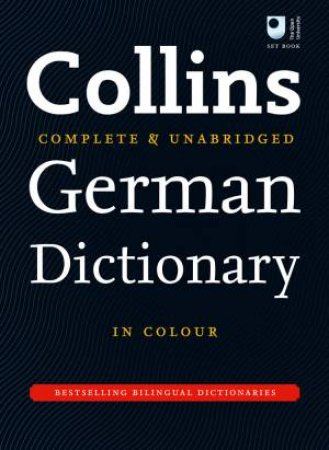 Collins German Dictionary in Colour, 7th Ed by Various