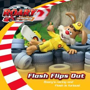 Roary The Racing Car: Flash Flips Out by Various