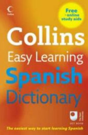 Collins Easy Learning Spanish Dictionary by Unknown