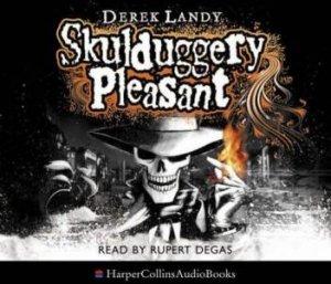 Skulduggery Pleasant - CD by Derek Landy