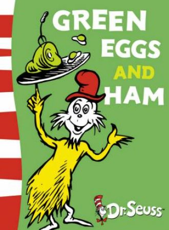 Green Eggs And Ham, Book And CD by Dr Seuss