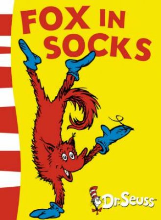 Fox In Socks, Book And CD by Dr Seuss