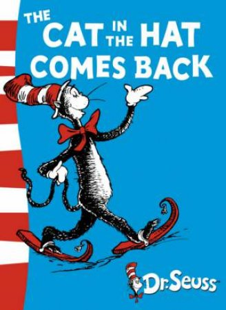 The Cat In The Hat Comes Back, Book And CD by Dr Seuss