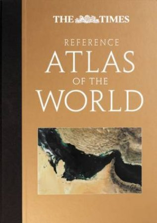 The Times Reference Atlas Of The World by Various