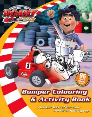 Roary the Racing Car: Bumper Colouring and Activity Book