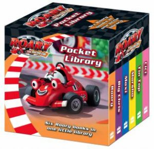 Roary The Racing Car Mini Library by Various