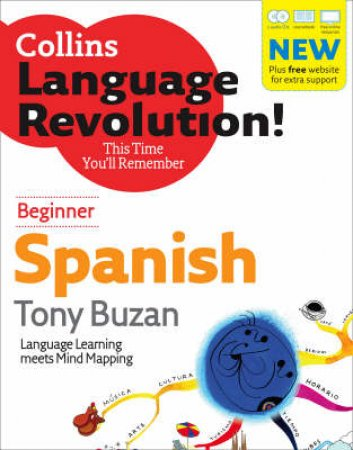 Collins Spanish Language Revolution: Beginners by Tony Buzan