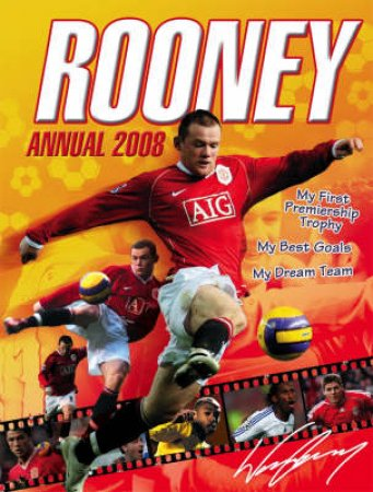 Rooney Annual 2008 by Wayne Rooney