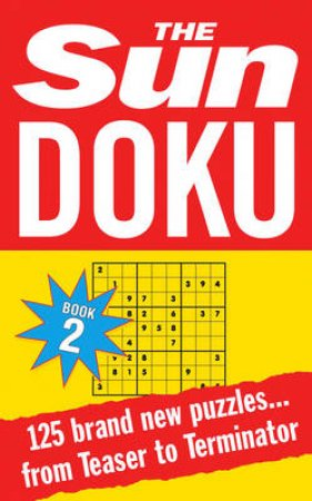 The Sun Doku Book 2 by John Perry