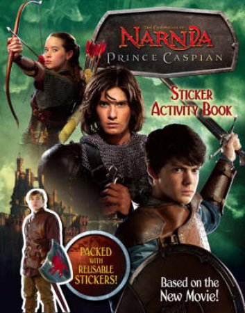 Prince Caspian - Sticker Activity Book by C S Lewis