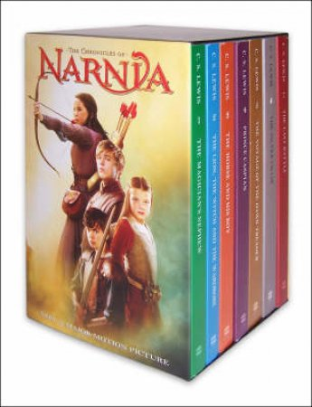 Chronicles Of Narnia (Paperback) by C S Lewis