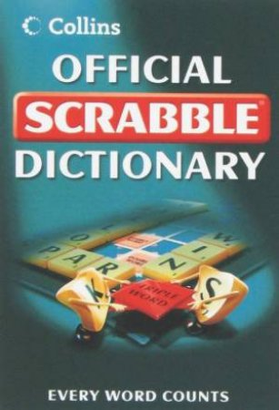 Collins Official Scrabble Dictionary by Unknown