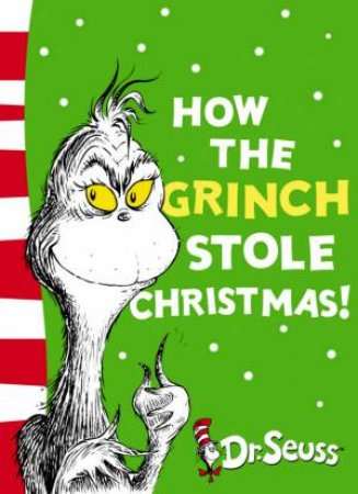 How The Grinch Stole Christmas! Book And CD [50th Birthday Edition] by Dr Seuss