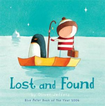 Lost And Found, Mini Edition by Oliver Jeffers