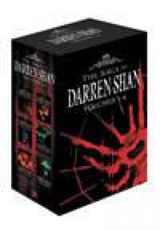 The Saga of Darren Shan Box Set 1-6 by Darren Shan