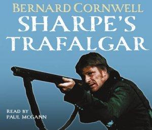 Sharpe's Trafalgar Abridged 3/230 by Bernard Cornwell