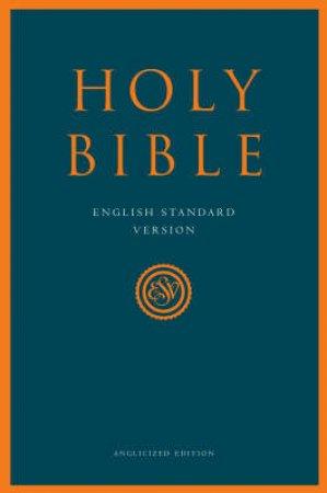 ESV Compact Bible Rev'd PB by J.I. et al Packer