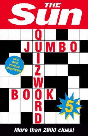 Sun Jumbo Quizword Book 5 by .