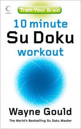 10 Minute Su Doku Workout by Wayne Gould