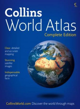 Collins World Atlas, Complete Ed by Various