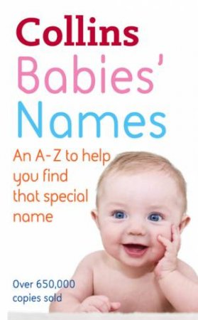 Collins Babies' Names by Julia Cresswell