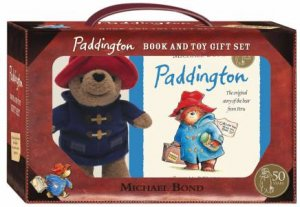 Paddington Book And Toy Gift Set by Michael Bond